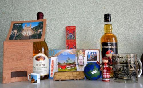 Подарки друзей-форумчан.JPG