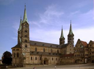 Бамбергский собор.JPG