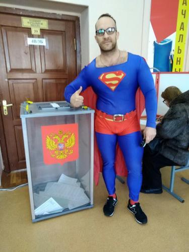 Супермен выбирает Президента России.jpg