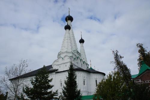 DSC01685 Алексеевский монастырь  Церковь Успения Божией Матери  .JPG