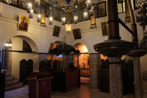 DSC00070 Сараево   церковь Св. архангелов Михаила и Гавриила или Старая Православная церковь  Босния и Герцеговина .JPG
