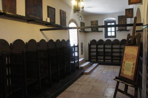DSC00073 Сараево  церковь Св. архангелов Михаила и Гавриила или Старая Православная церковь   Босния и Герцеговина .JPG