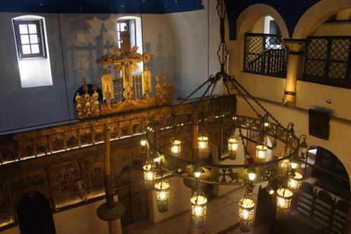 DSC00075 Сараево  церковь Св. архангелов Михаила и Гавриила или Старая Православная церковь   Босния и Герцеговина .JPG