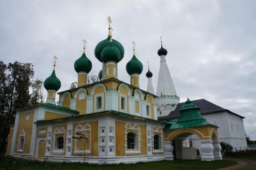 DSC01663  Алексеевский монастырь Церковь Усекновения главы Иоанна Предтечи .JPG