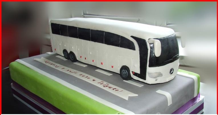 цены торт автобус фото дереве