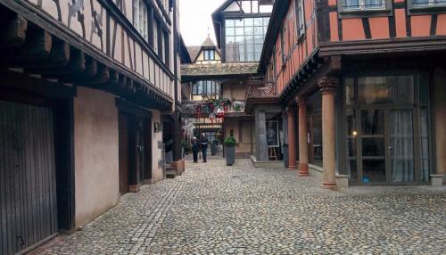 Новогоднее украшение в Страсбурге.JPG