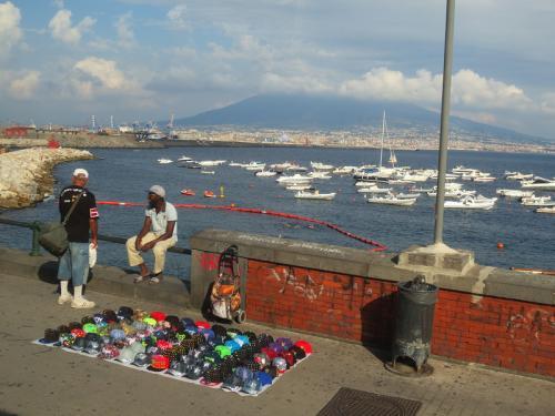 Неаполь и Везувий..jpg