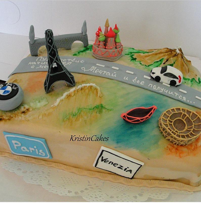 Поздравление с днем рождения любителям путешествовать