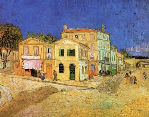 Дом Винсента в Арле (желтый Дом), 1888.jpg