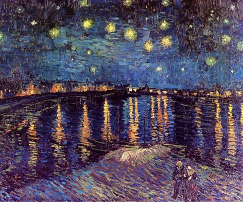 Звездная ночь над Роной, 1888.jpg