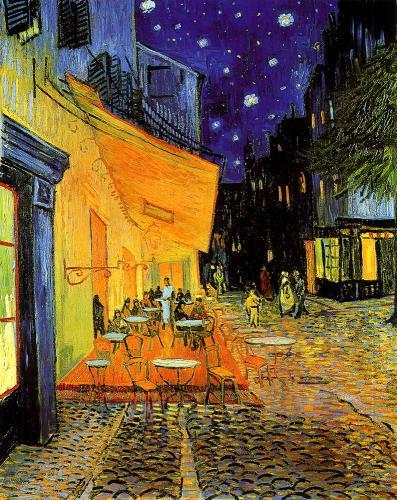 Ночная терраса кафе, Арль, 1888.jpg