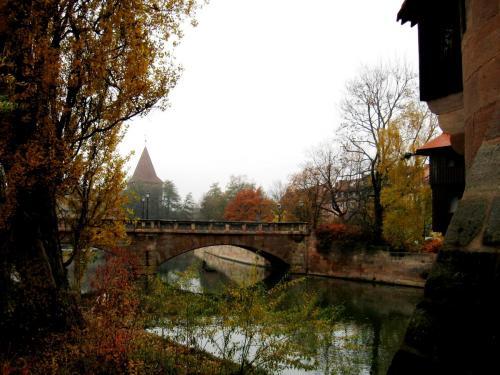 Нюрнберг. Дома мосты. башни.jpg