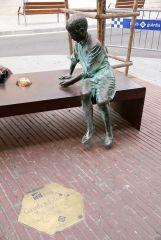 Памятник Антошке Гауди