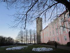 Таллин. Длинный Герман и розовый парламент ;)