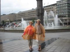 Швеция, Стокгольм (с подругой)