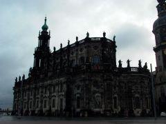 Дрезден,Театральная площадь