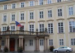 Здание правительства Чехии
