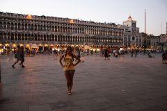 Венеция, вечер