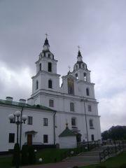 Главный православный храм Минска и всей Беларуси.