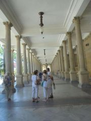 Колоннада в Карловых Варах