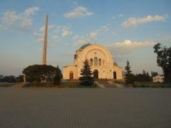 Брестская крепость, храм