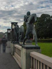 Парк скульптур Вигеланда в Осло_4