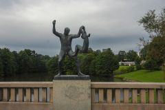 Парк скульптур Вигеланда в Осло_3