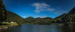 Озеро в долине Халлингдал